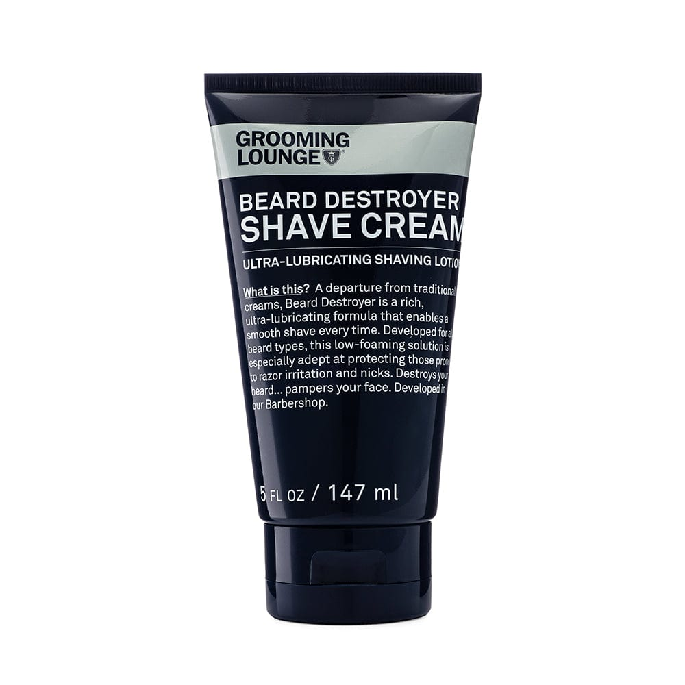 Grooming Lounge coupon: Grooming Lounge Beard Destroyer Shave Cream - 5 oz.