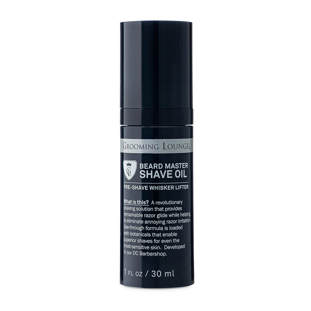 Grooming Lounge coupon: Grooming Lounge Beard Master Shave Oil - 1 oz.