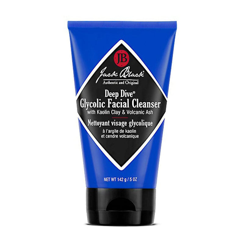 Jack Black Deep Dive Glycolic Facial Cleanser 5 oz