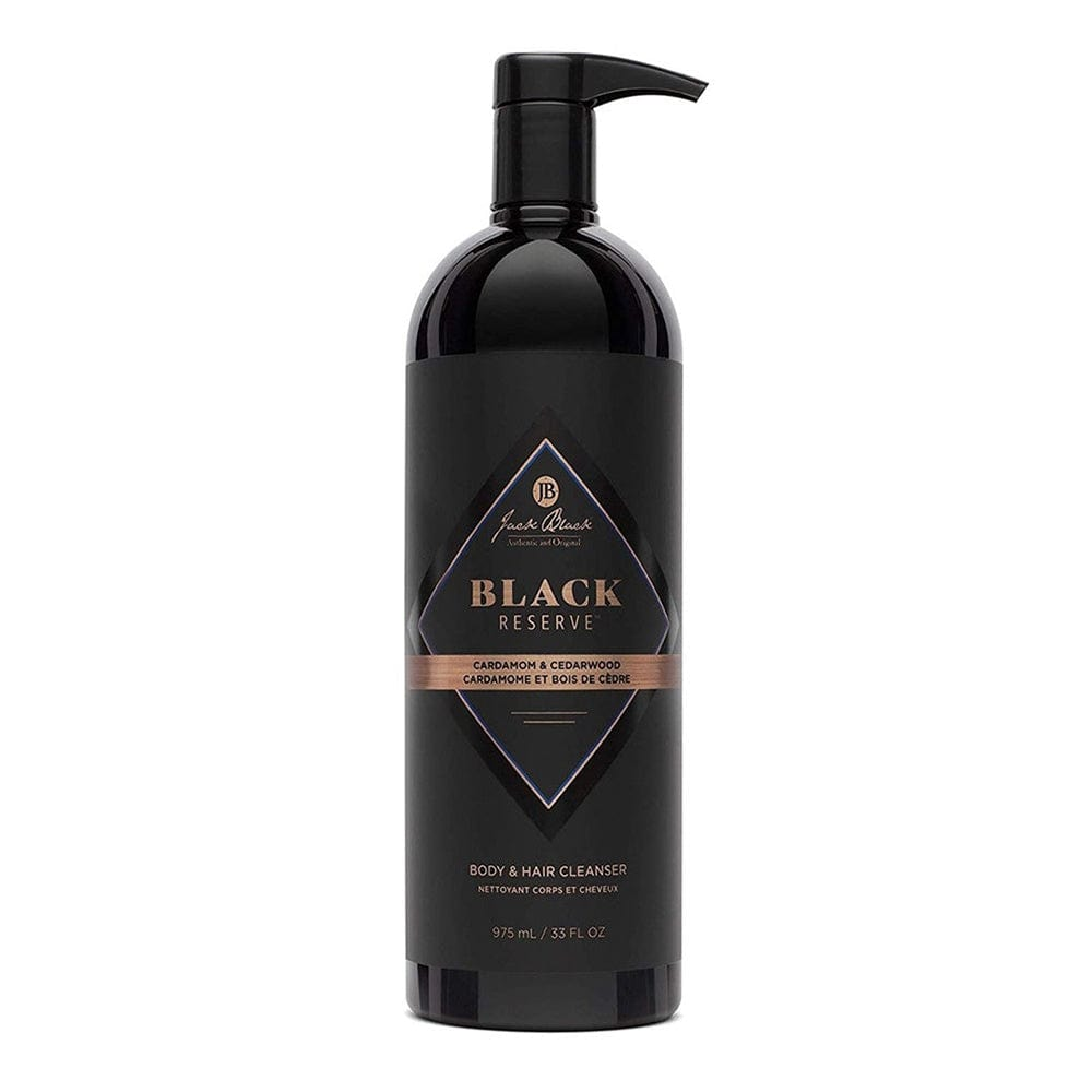 Jack Black Reserve 2-in-1 Body Wash & Shampoo - 33 oz.