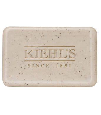 Kiehl's Grooming Solutions Exfoliating Body Soap Bar