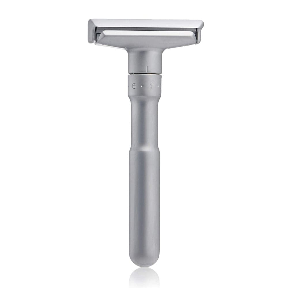 Merkur Futur Adjustable Safety Razor - 700 (Satin Finish)