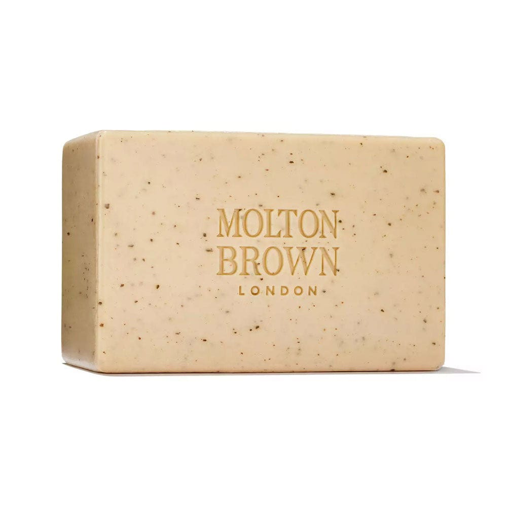 Image of Molton Brown Re-charge Black Pepper Body Scrub Bar