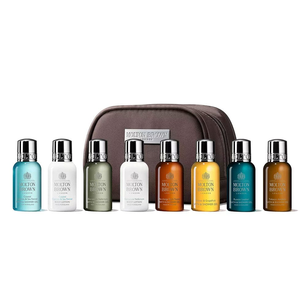 Image of Molton Brown The Daring Adventurer Mini Travel Bag