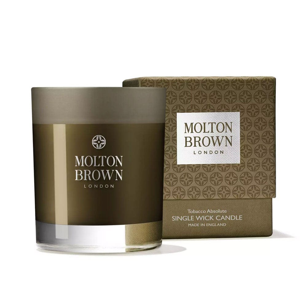 Image of Molton Brown Tobacco Absolute Single Wick Candle
