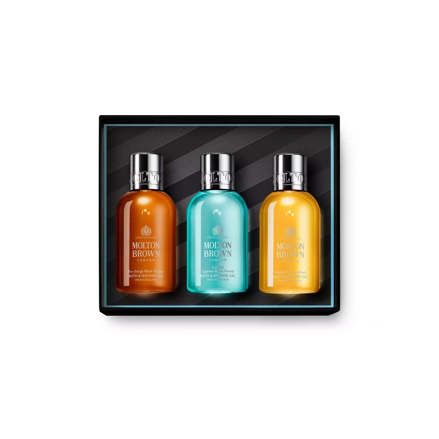 Molton Brown Woody & Citrus Travel Gift Set
