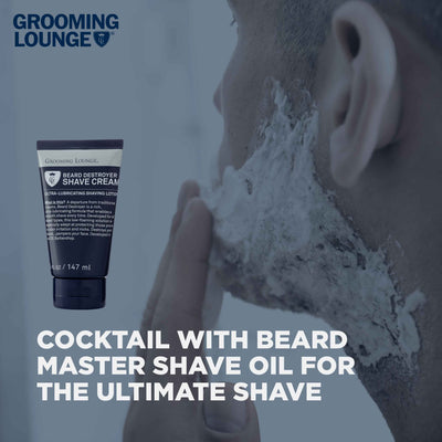 Grooming Lounge Beard Destroyer Shave Cream