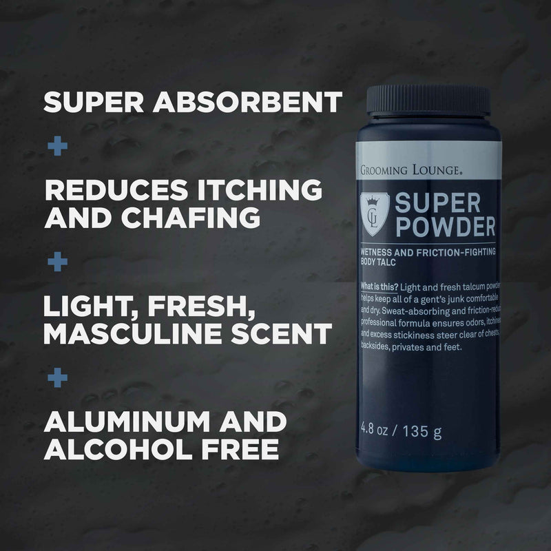 Grooming Lounge Super Powder