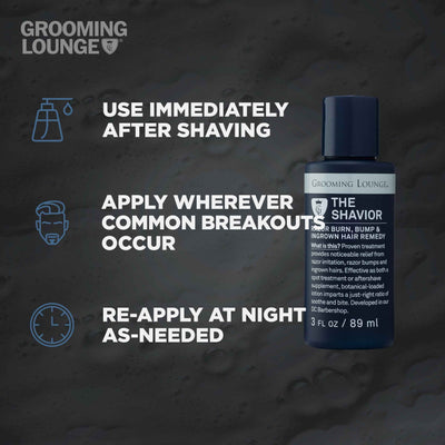 Grooming Lounge The Shavior