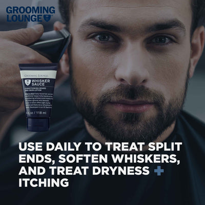 Grooming Lounge Whisker Sauce Beard Conditioner