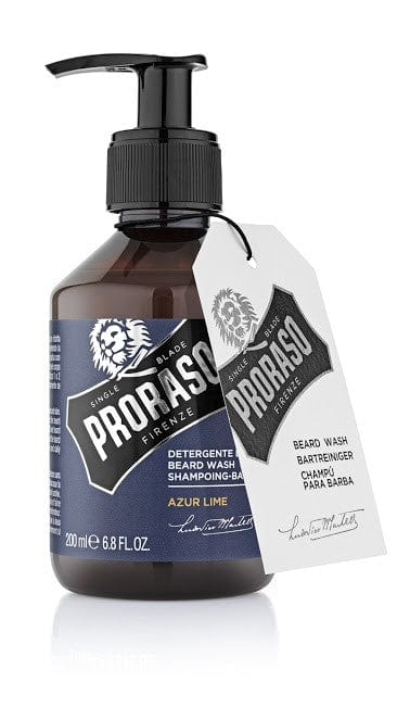 Proraso Azur Lime Beard Wash