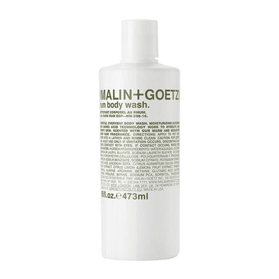 Malin + Goetz Rum Hand + Body Wash - 16 oz.