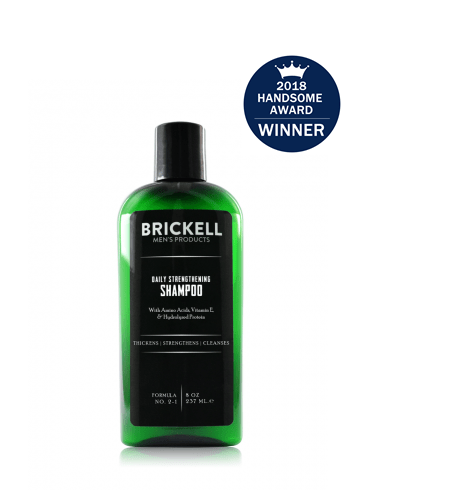 Brickell Daily Strengthening Shampoo