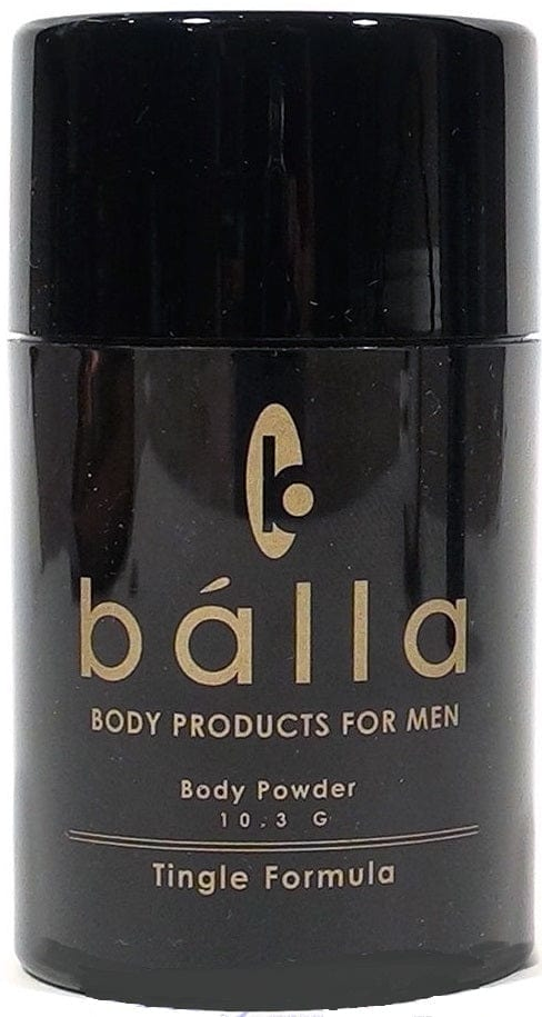Balla Travel Size Tingle Formula Body Powder