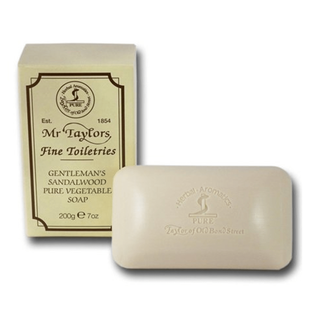 Taylor of Old Bond Street Bath Soap - Sandalwood