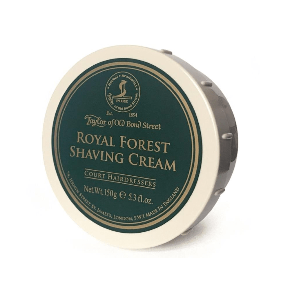 Taylor of Old Bond Street Shave Cream Bowl - Royal Forest