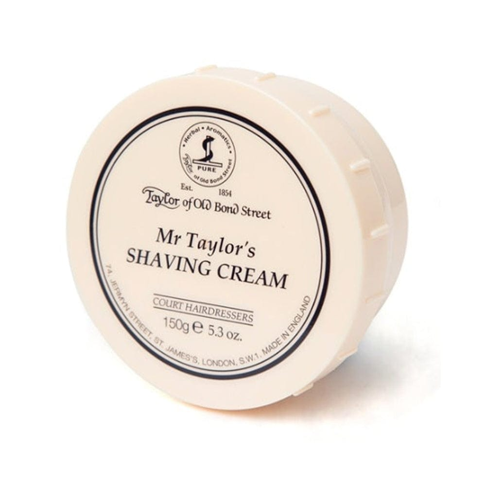 Taylor of Old Bond Street Shaving Cream - Mr. Taylor