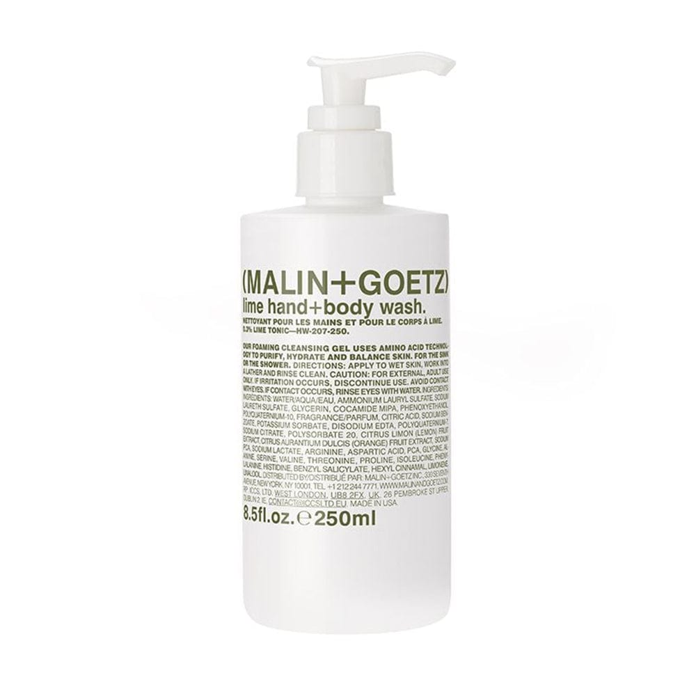 Malin + Goetz Lime Hand and Body Wash