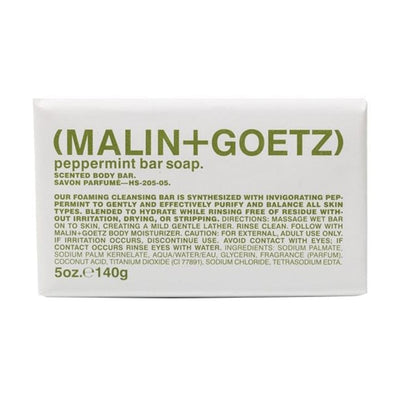 Malin + Goetz Bar Soap - Peppermint