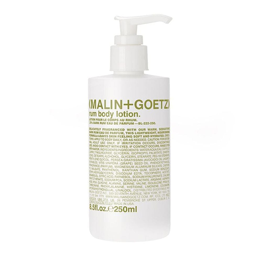 Malin + Goetz Rum Body Lotion