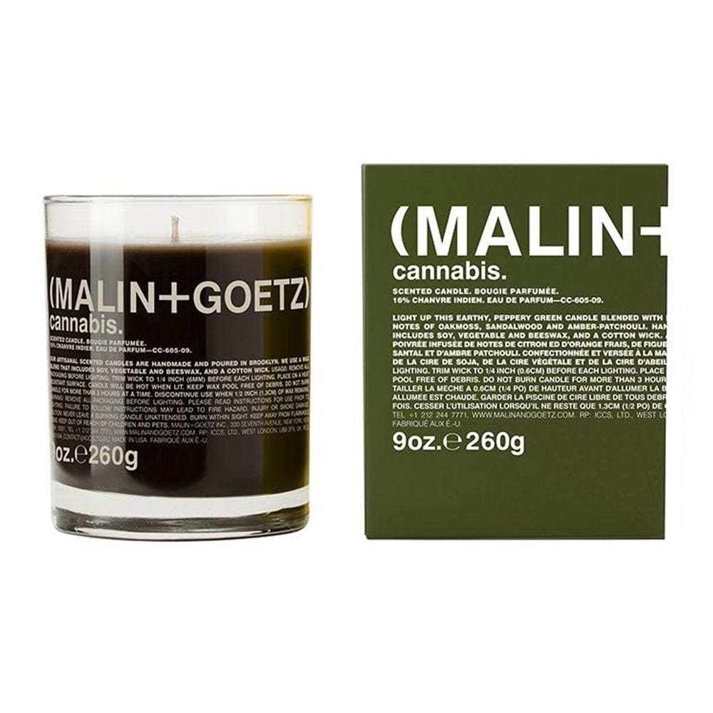Image of Malin + Goetz Cannabis Candle