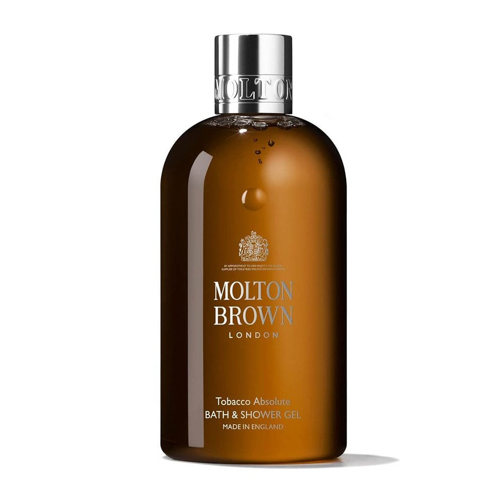Image of Molton Brown Tobacco Absolute Bath & Shower Gel