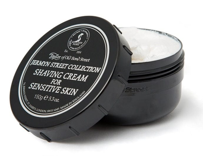 Taylor of Old Bond Street Sensitive Skin Shaving Cream - Jermyn Street