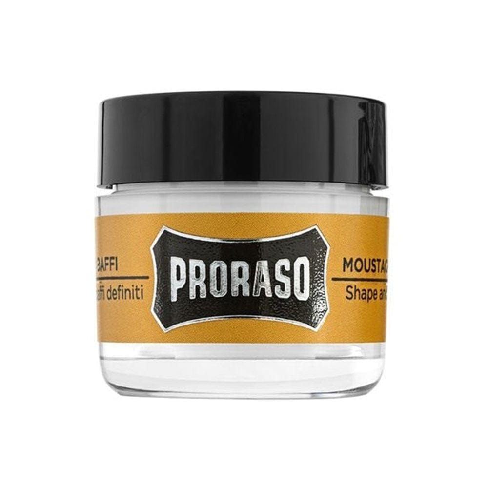Proraso Moustache Wax - Wood & Spice