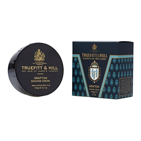 Truefitt & Hill Shave Cream Tub - Grafton