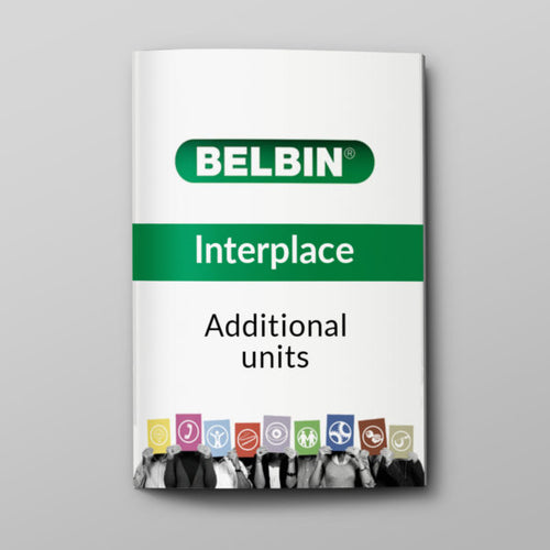 Additional Units for Belbin Interplace