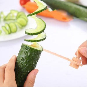 1Pcs Carrot Spiral Slicer Kitchen Vegetable Cutting Models Potato Cutter Cooking Accessories Home Gadgets Spiral Slicer Cutter