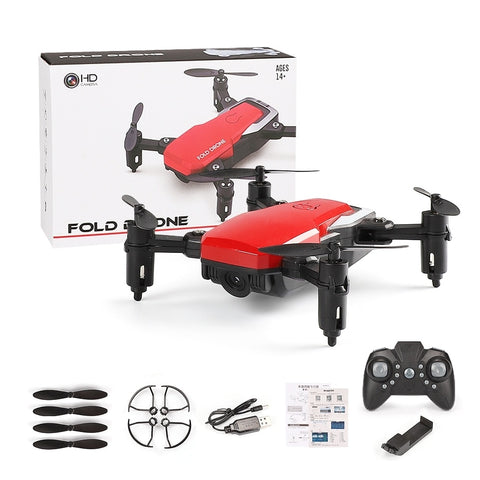 USB Gadgets RC Helicopters LF606 Mini wifi Remote Control Flips Foldable with Camera Hd Profesional Transmitter indoor outdoor