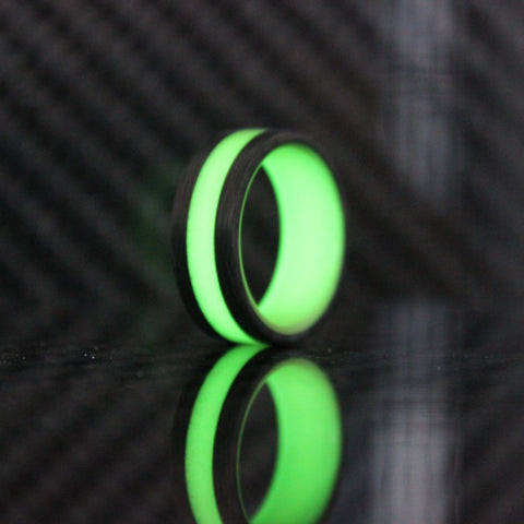 Apollo Lume Carbon Fiber Ring