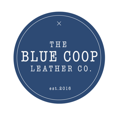 The Blue Coop Door