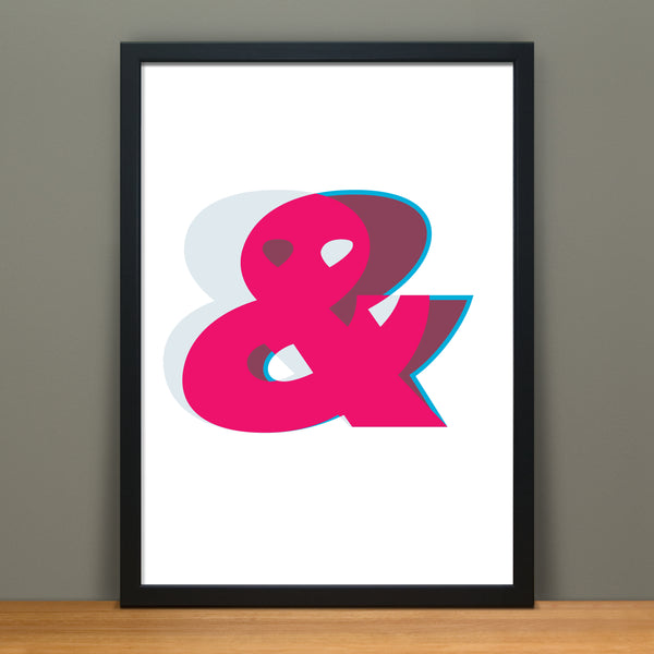 Personalised Monogram Print