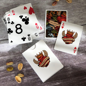 Tattoo Playing Cards
