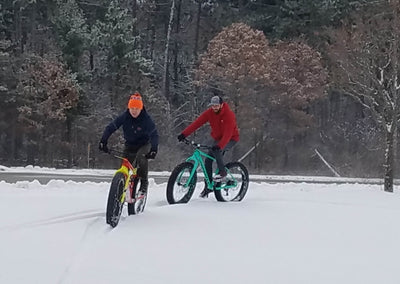 Fat Bike Winter Fun