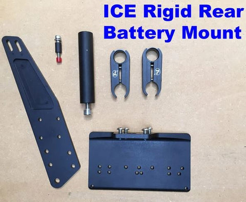 T-Cycle Battery Mount For ICE Rigid Trikes
