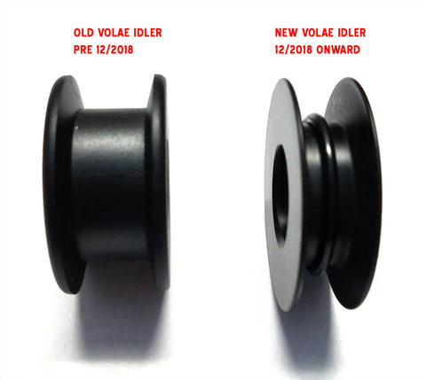 T-Cycle Front Idler for Volae