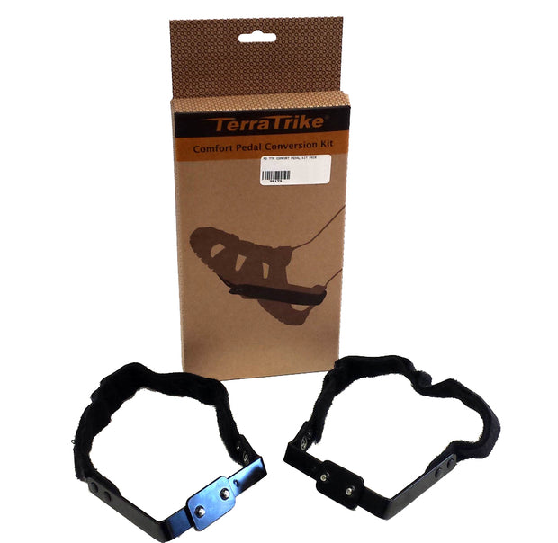 TerraTrike Comfort Pedal Conversion Kit (pair)