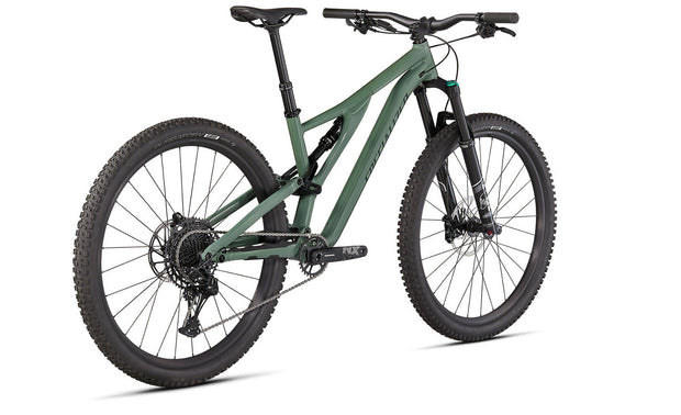 Specialized Stumpjumper Comp Alloy Gloss Sage Green / Forest Green S5