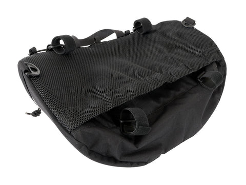 Inertia Wide Load Recumbent Seat Bag Black