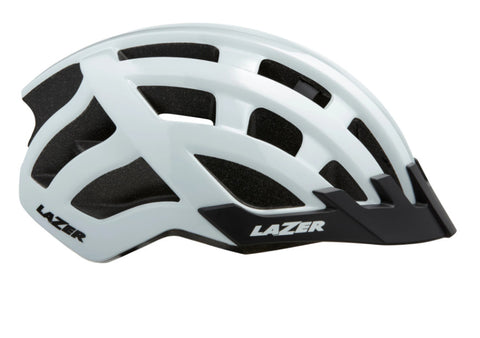 Lazer Compact Helmet White / One Size Fits All
