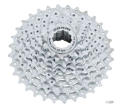 SRAM PG970 9 Speed 11-32t Cassette