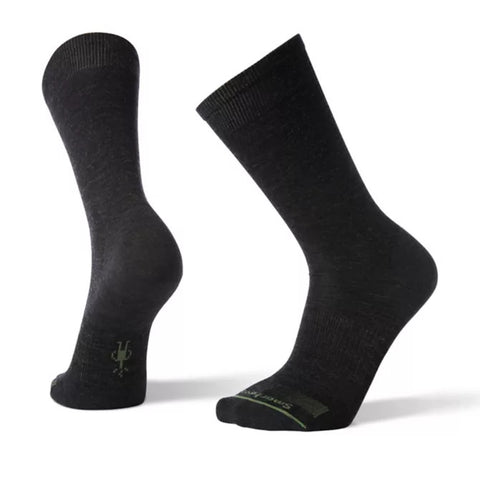 Smartwool Men's Anchor Line Crew CHARCOAL