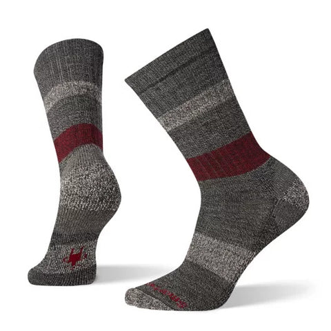 Smartwool Mens Barnsley Crew Socks Medium Gray