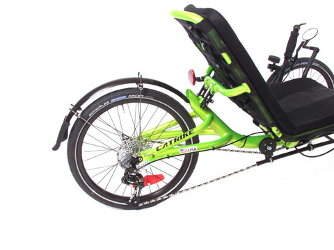 Catrike Villager Eon Green Compact Trike