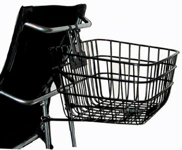 Sun Seeker EZ-3 Rear Basket