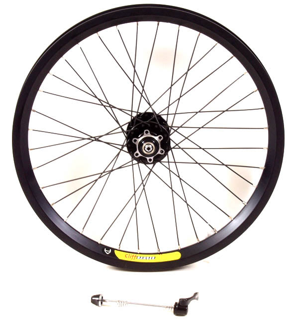 Velocity Cliffhanger 20 Inch 406mm Standard Front Disc Wheel