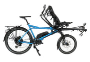 Hase Pino 2021 Steps 6100 Blue Tandem